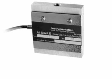 TE Connectivity - FN3280 (Low Range Load Cell with Mechanical Stops)